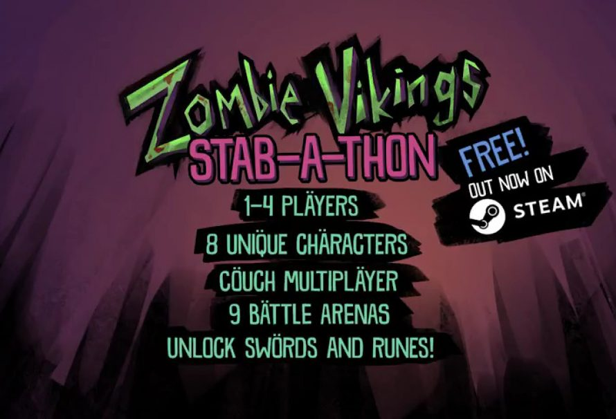 """Zombie Vikings: Stab-a-thon"" – Free To Play On Steam"
