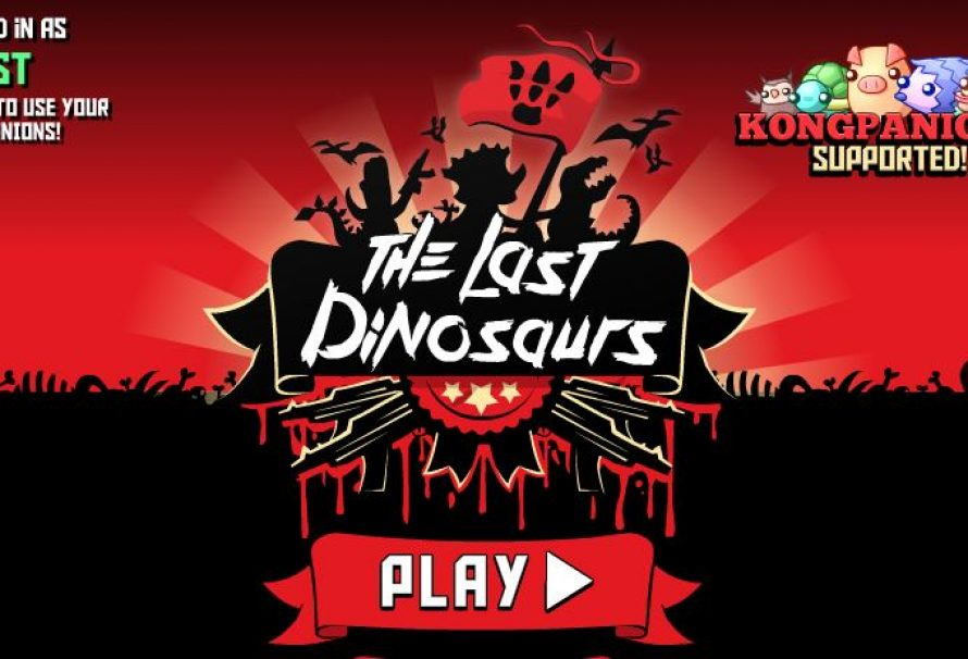The Last Dinosaurs – Free To Play Browser Game