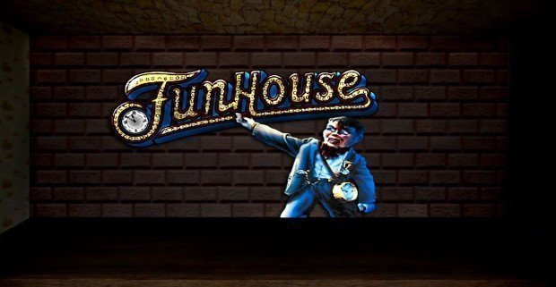 Five Nights At Rudy's Funhouse - #GTUSA 1