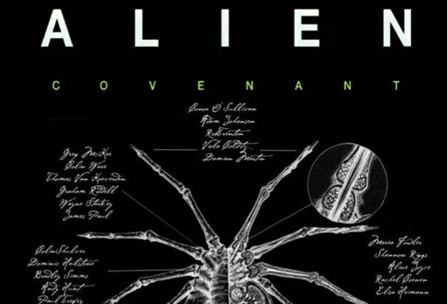 Alien: Covenant Coming In May 2017