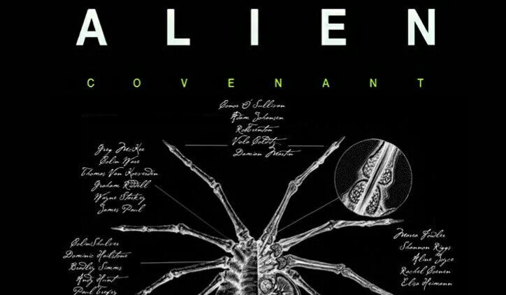 Alien: Covenant - #GTUSA 1