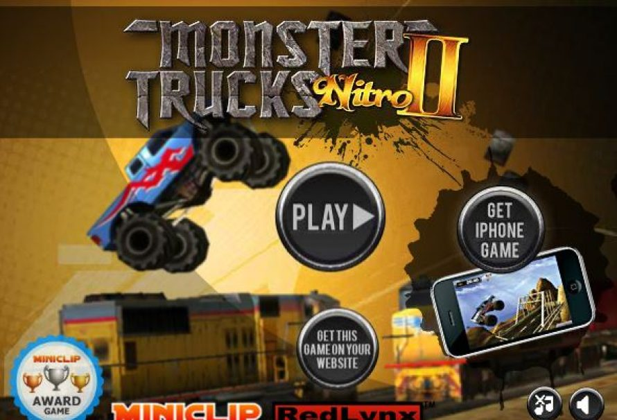 Monster Trucks Nitro 2 – Free To Play Mobile Game