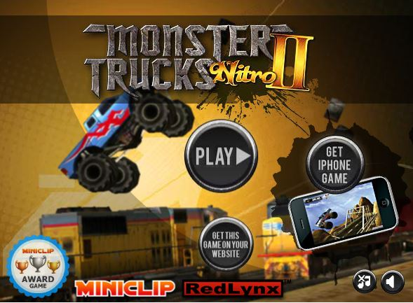 Monster Trucks Nitro 2 - #GTUSA 1