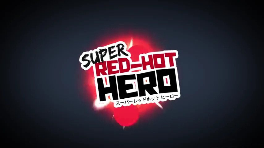 Super Red-Hot Hero - #GTUSA 1