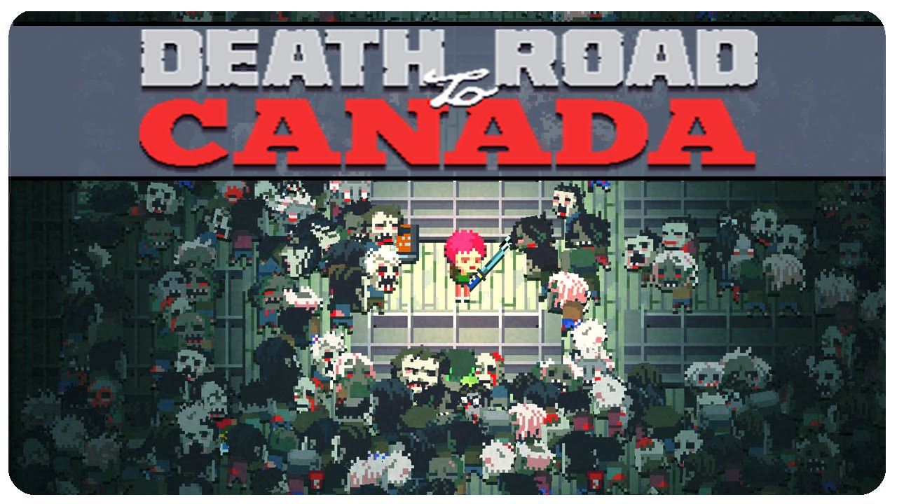 Death Road To Canada Review - #GTUSA 2
