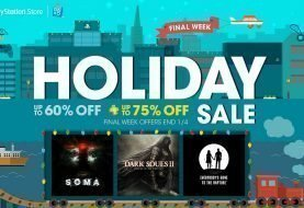 PlayStation Holiday Sale Week 4: 12/27/16 - 1/2/17