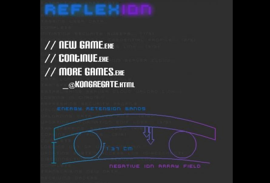 ReflexION – Free To Play Browser Game