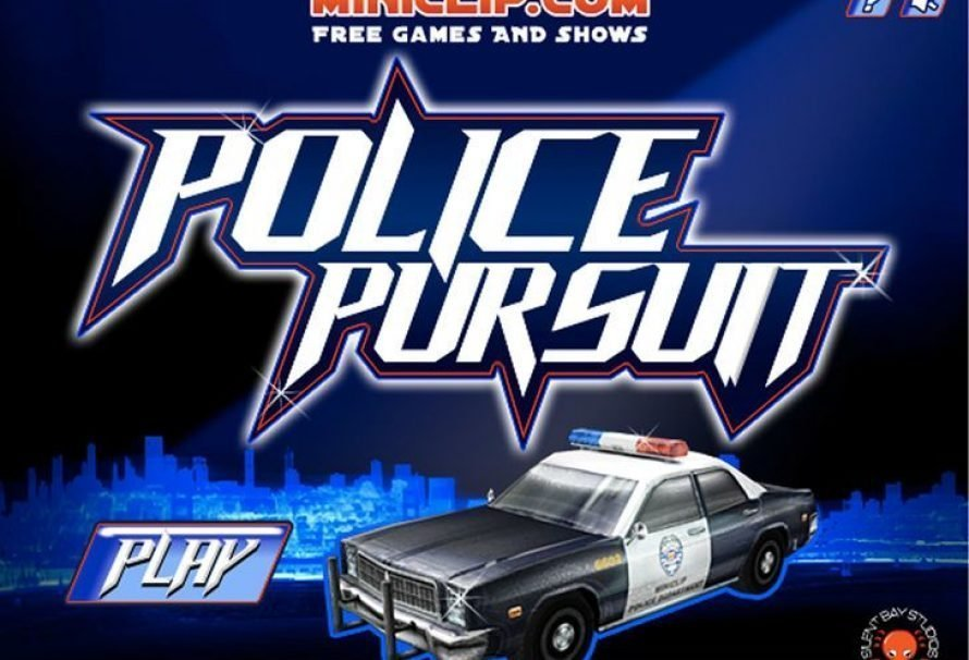 Police Pursuit – Free To Play Mobile Game