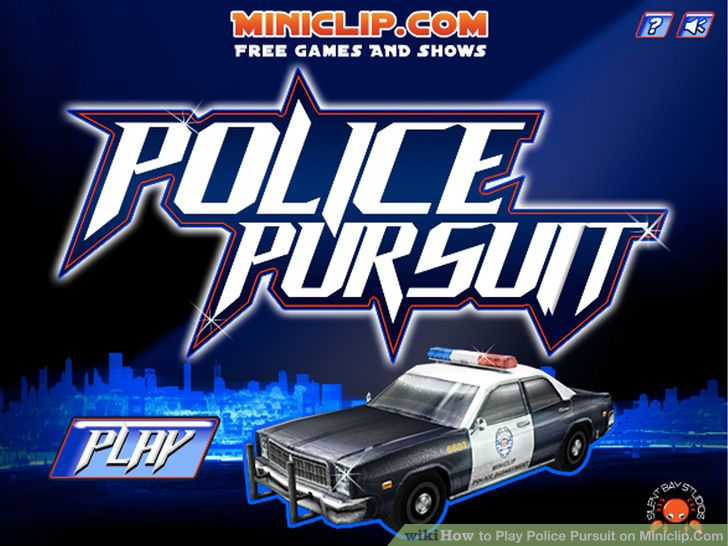 Police Pursuit - #GTUSA 1