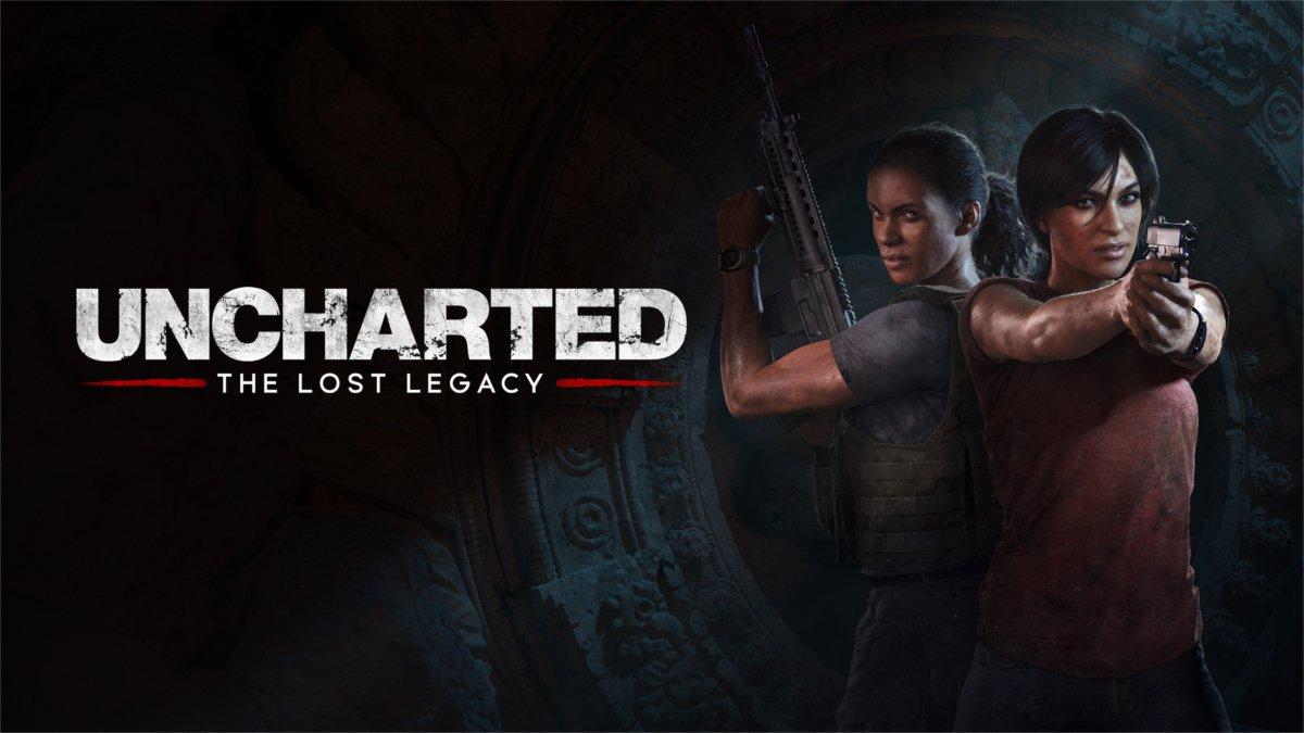 Uncharted: The Lost Legacy - #GTUSA 1
