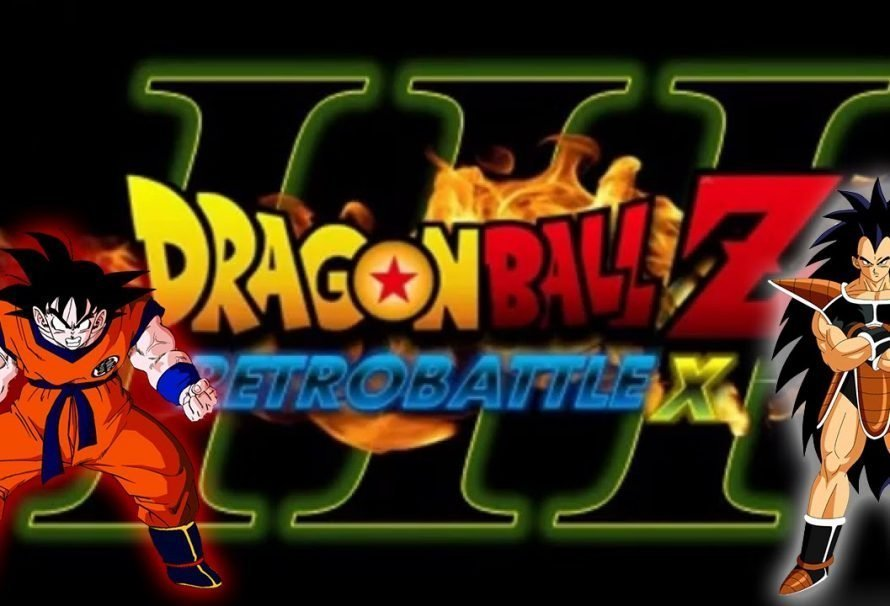 Dragon Ball Z : Retro Battle X 3 – Free PC Download