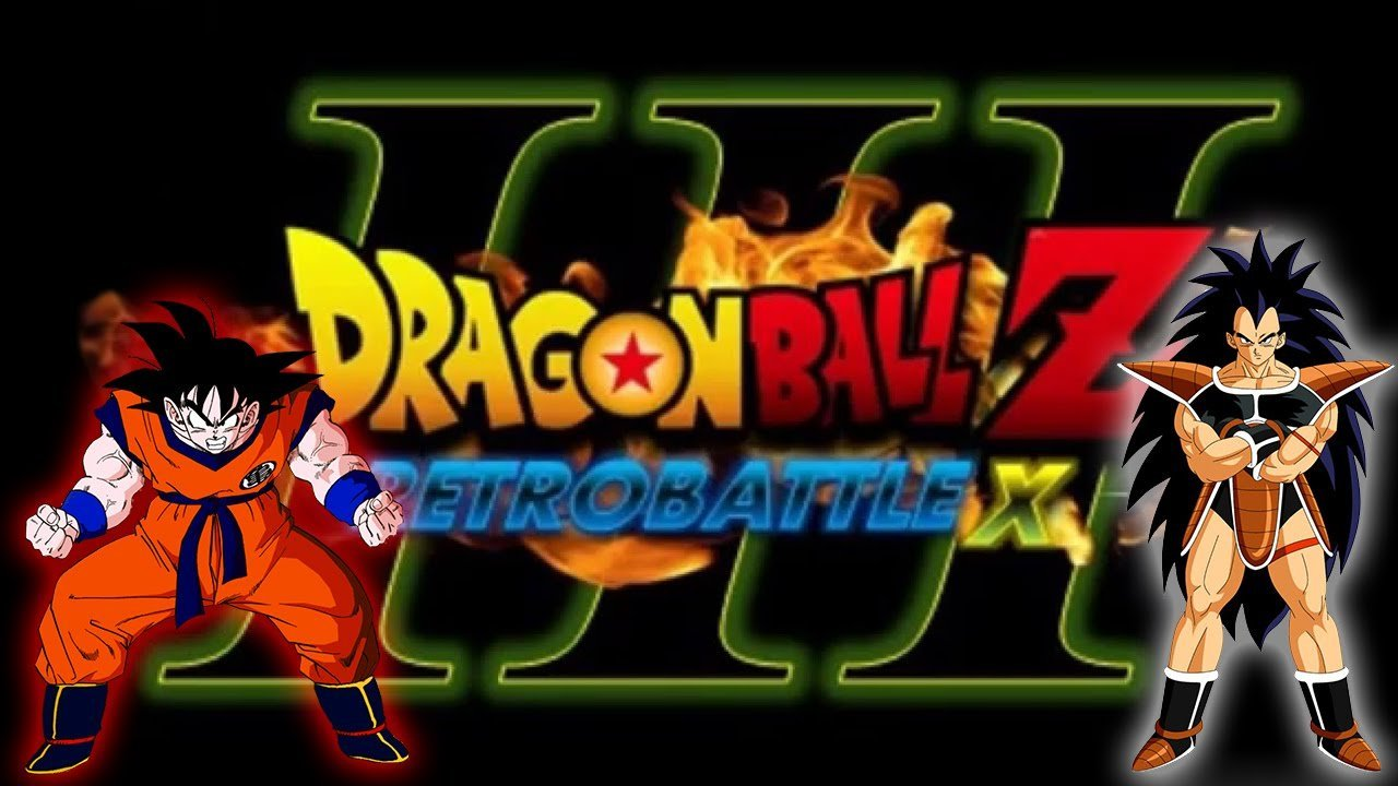 Dragon Ball Z : Retro Battle X 3 - #GTUSA 1