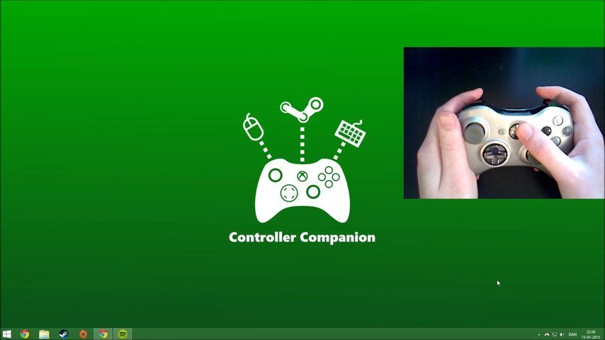 Steam Controller Comanion Review - #GTUSA 1