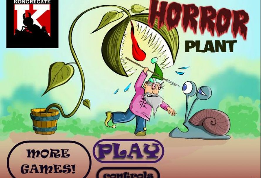 Horror Plant – Free To Play Browser Game