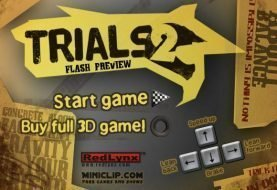 Trials 2 - Free To Play Mobile game