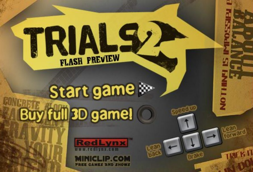 Trials 2 – Free To Play Mobile game
