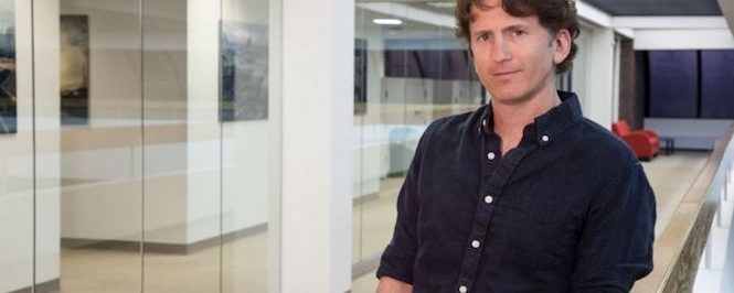 Skyrim, Fallout Mastermind Todd Howard Joins The Gaming Hall Of Fame