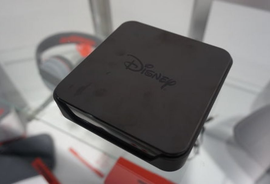 Disney unveils new streaming box for children that plays games