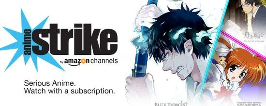 Amazon debuts $5-a-month anime streaming service for Prime members