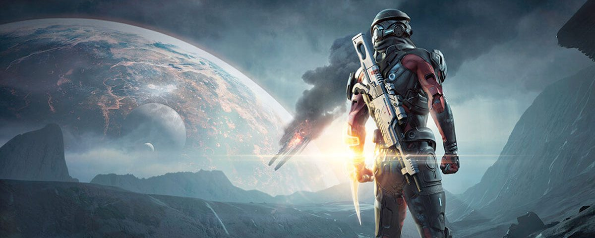 Mass Effect: Andromeda is launching on March 21st