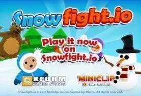 Snowfight.io - Free To Play Mobile Game