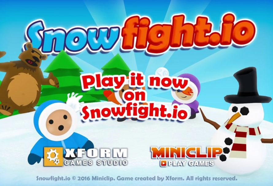 Snowfight.io – Free To Play Mobile Game