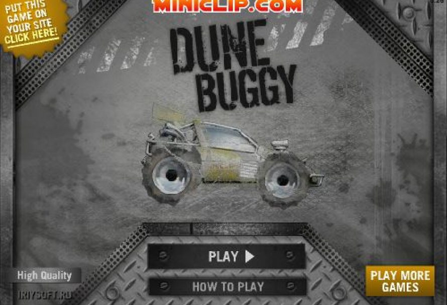 Dune Buggy – Free To Play Mobile Game