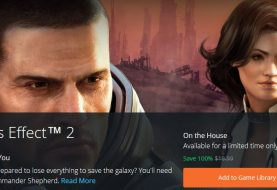 "Origin Is Giving Away ""Mass Effect 2"" On The House"