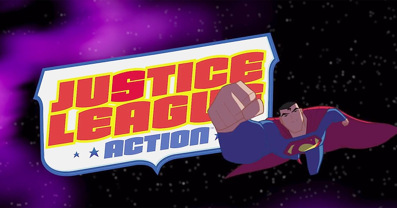 Justice League Action Review - #GTUSA 1