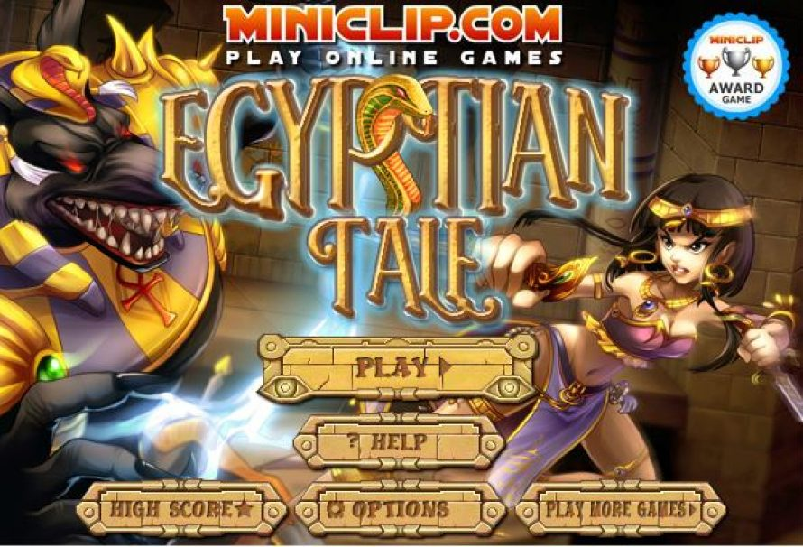 Egyptian Tale – Free To Play Mobile Game