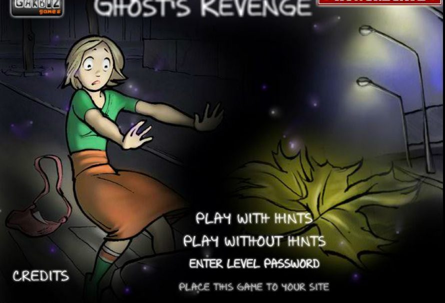 Ghost's revenge – Free To Play Browser Game