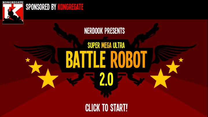 Super Mega Ultra Battle Robot 2.0 - #GTUSA 1