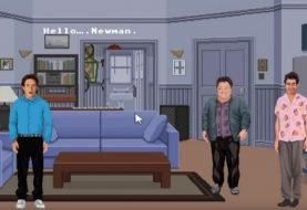 Seinfeld Fan Game - F2P Semi-Interactive Episode