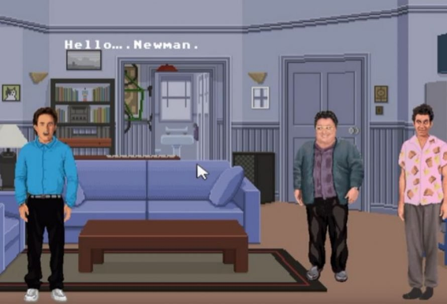 Seinfeld Fan Game – F2P Semi-Interactive Episode