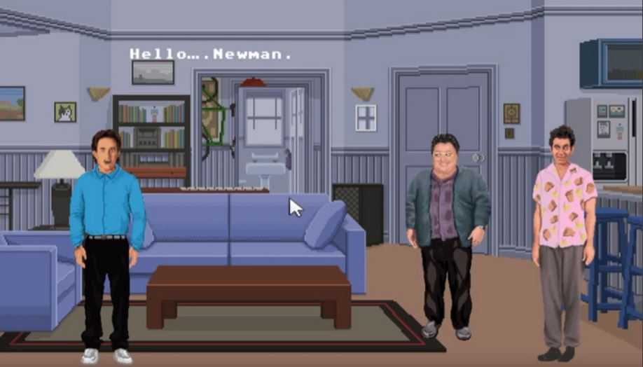 Seinfeld Fan Game - #GTUSA 1