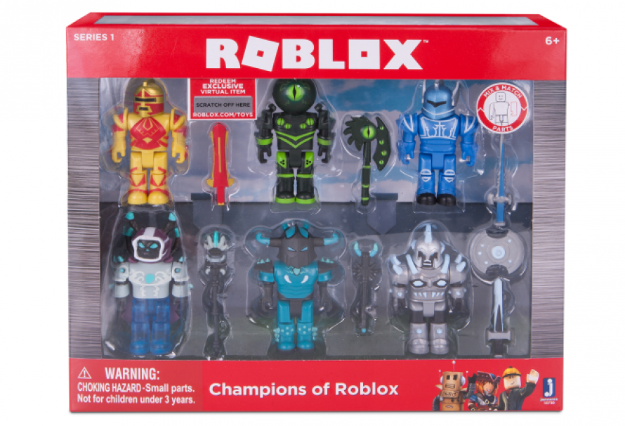 """First Wave Of """"Roblox"""" Toys Coming Soon"""