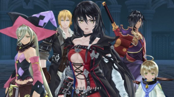 Tales Of Berseria Demo - #GTUSA 2