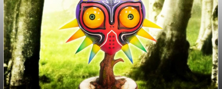 Majora's Mask Collectable Life-Size Replica Coming Soon