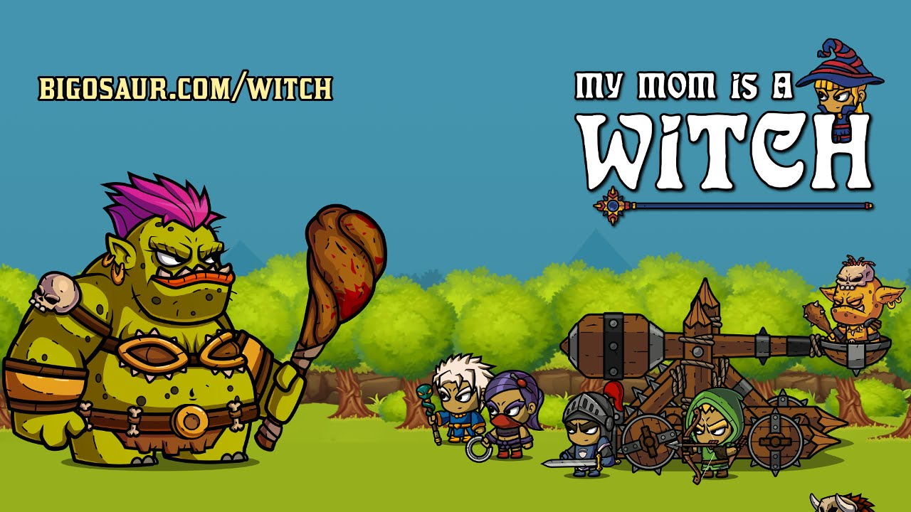 My Mom is a Witch - #GTUSA 1