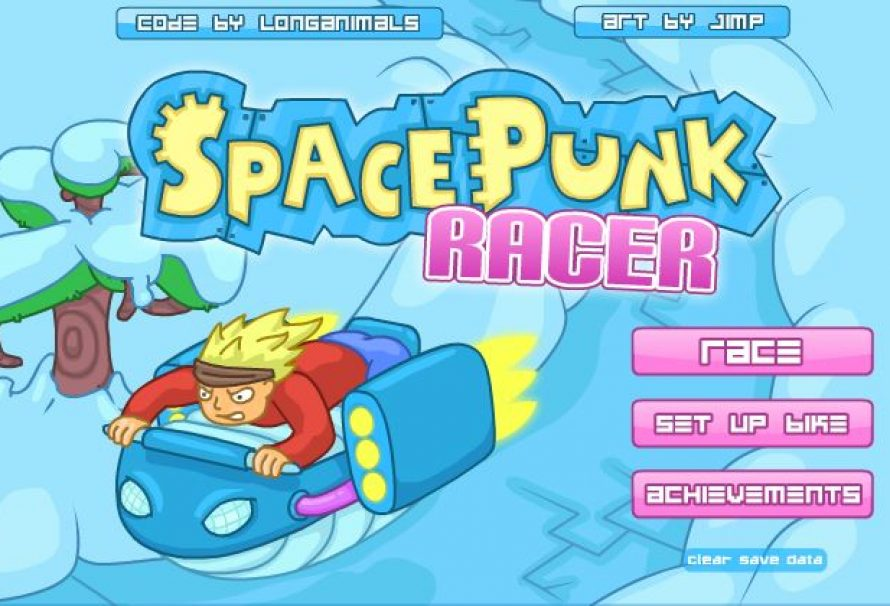 Space Punk Racer – Free To Play Browser Game