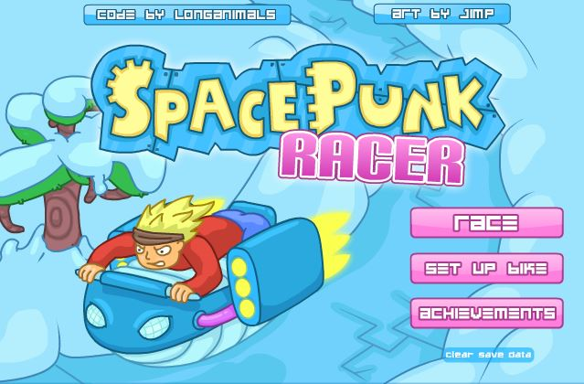 Space Punk Racer - #GTUSA 1