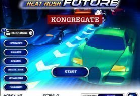 Heat Rush Future - Free To Play Browser Game