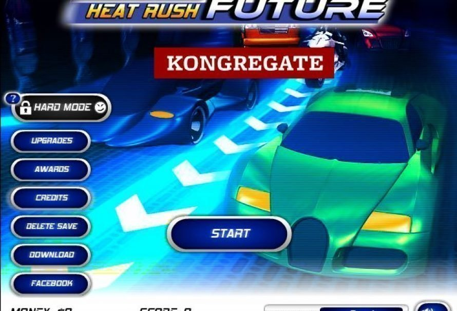 Heat Rush Future – Free To Play Browser Game