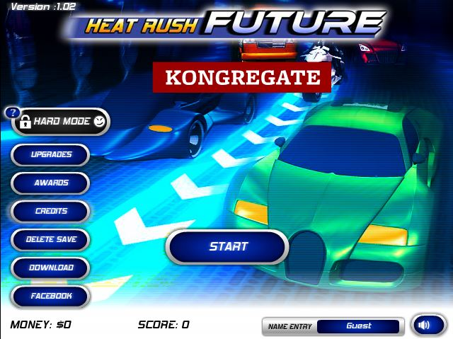 Heat Rush Future - #GTUSA 1