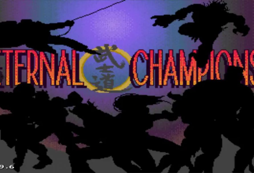 """Eternal Champions"" Was Released 24 Years Ago Today"