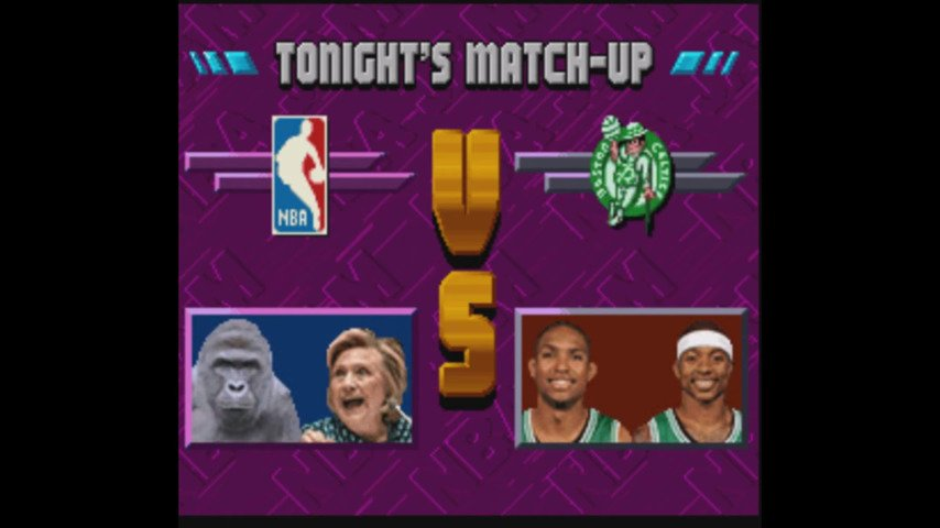 NBA Jam 2K17 Rom Review - #GTUSA 2