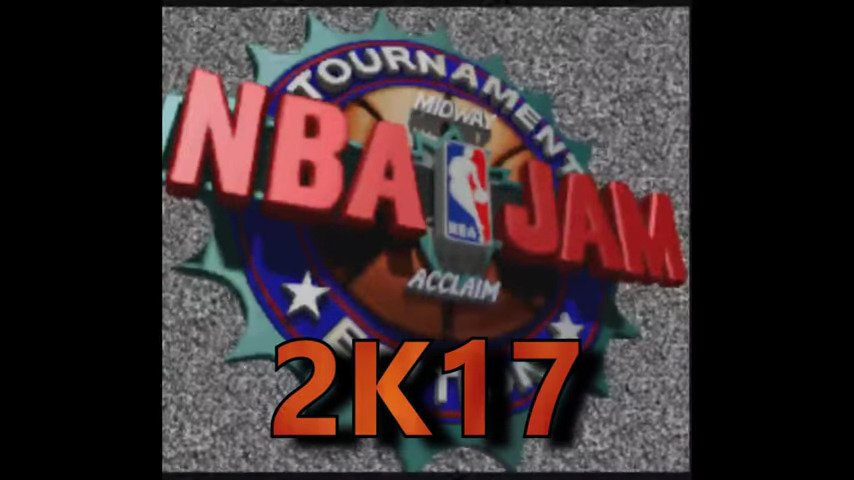 NBA Jam 2K17 Rom Review - #GTUSA 1