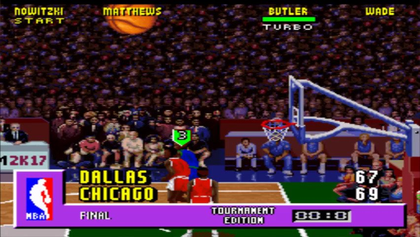 NBA Jam 2K17 Rom Review - #GTUSA 5