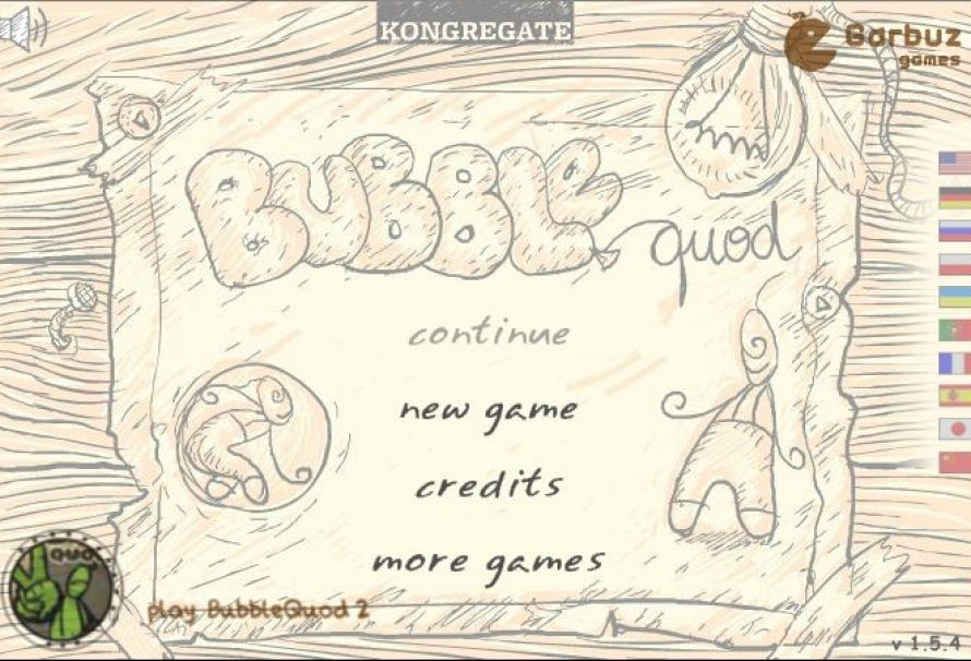BubbleQuod – Free To Play Browser Game