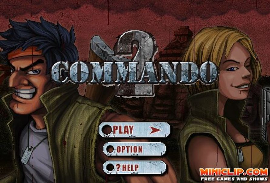Commando 2 – Free To Play Mobile Game